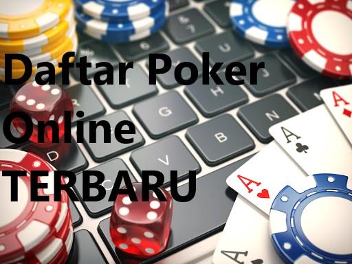 Hasil Besar Dari Judi Poker Online